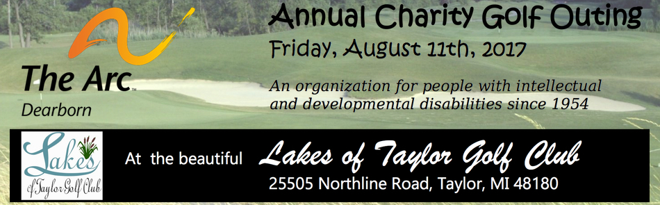 2017 Annual Golf Outing
